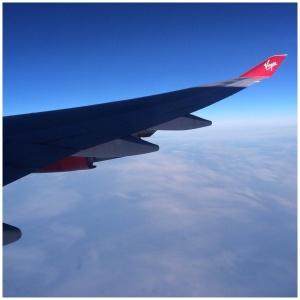Flight to California